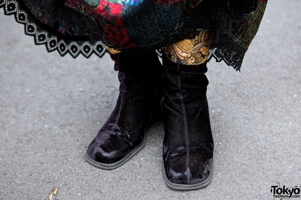 Grimoire Ankle Boots