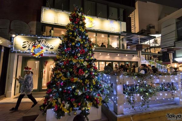 Harajuku Christmas - Cat Street Ura-Hara (2)