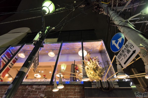 Harajuku Christmas - Cat Street Ura-Hara (5)