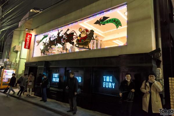 Harajuku Christmas - Cat Street Ura-Hara (7)