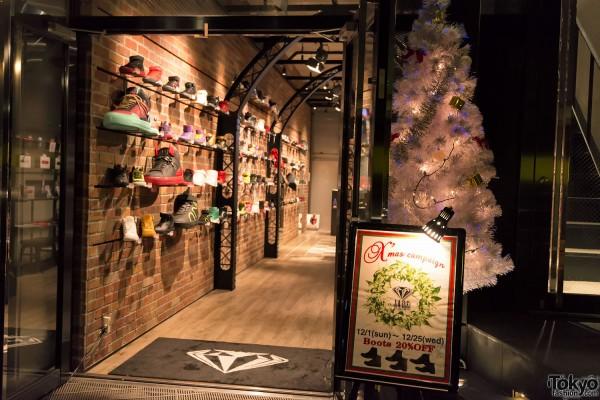 Harajuku Christmas - Cat Street Ura-Hara (9)