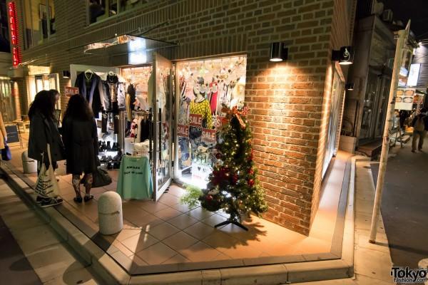 Harajuku Christmas - Cat Street Ura-Hara (13)