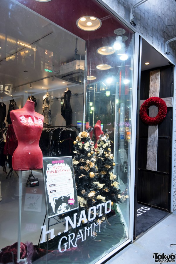 Harajuku Christmas - Cat Street Ura-Hara (26)