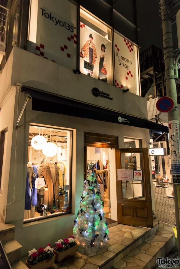 Harajuku Christmas - Cat Street Ura-Hara (29)