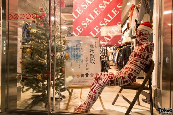 Harajuku Christmas - Cat Street Ura-Hara (35)