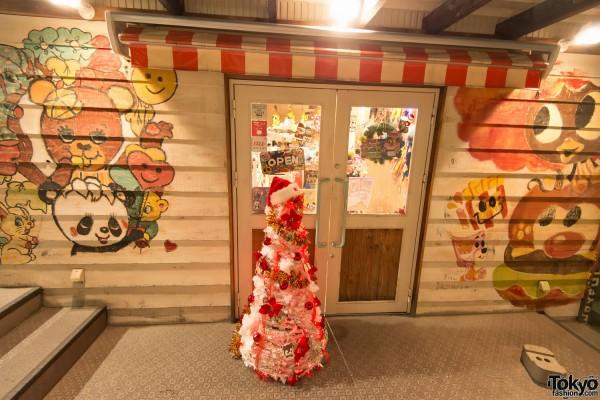 Harajuku Christmas - Cat Street Ura-Hara (67)