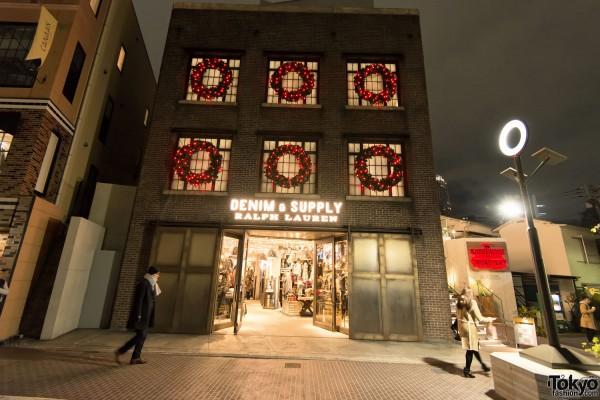 Harajuku Christmas - Cat Street Ura-Hara (83)
