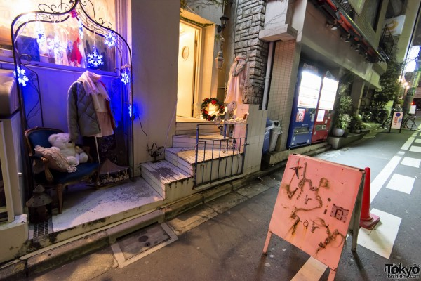 Harajuku Christmas - Cat Street Ura-Hara (95)