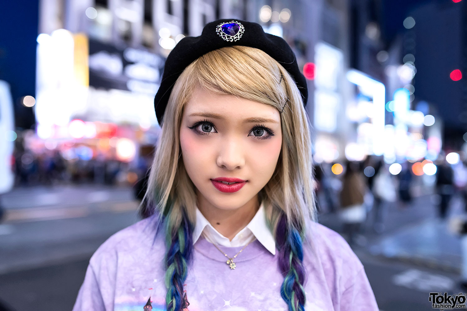 Japanese Ombre Hair Hairstylegalleries Com