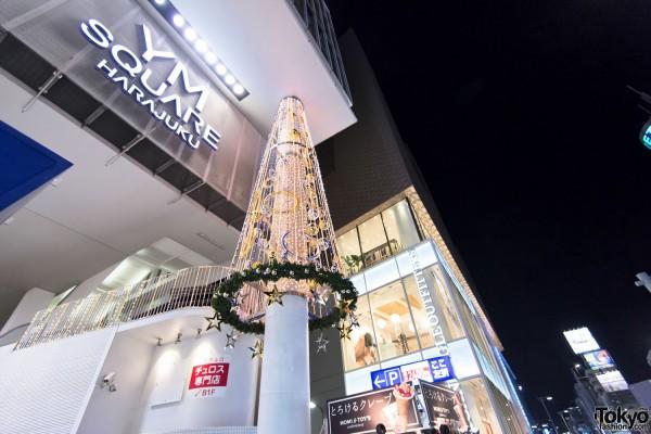 Harajuku Christmas - Meiji Dori (39)