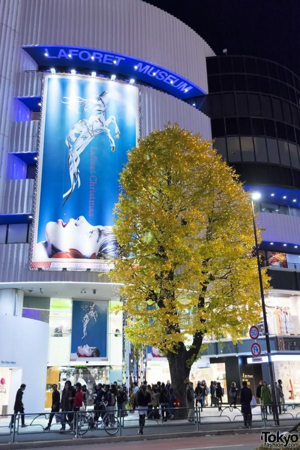 Harajuku Christmas - Meiji Dori (44)