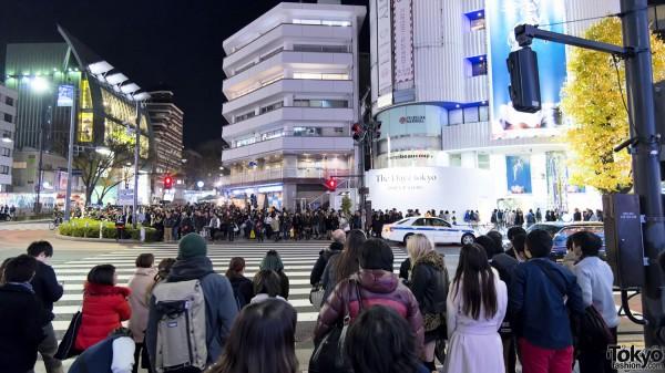Harajuku Christmas - Meiji Dori (45)