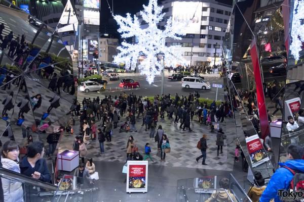 Harajuku Christmas - Meiji Dori (49)