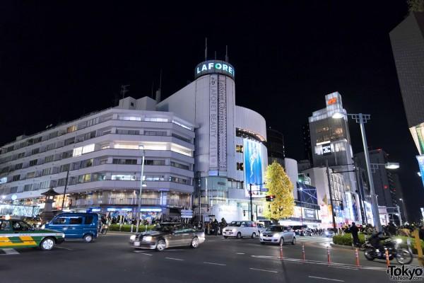 Harajuku Christmas - Meiji Dori (58)