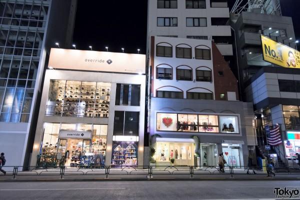 Harajuku Christmas - Meiji Dori (62)