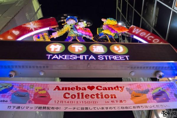 Harajuku Christmas Takeshita Dori (3)