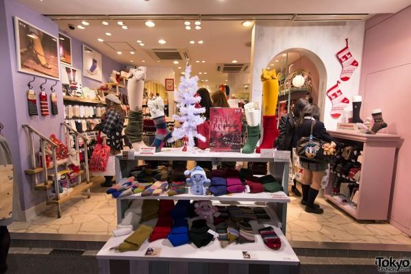 Harajuku Christmas Takeshita Dori (6)