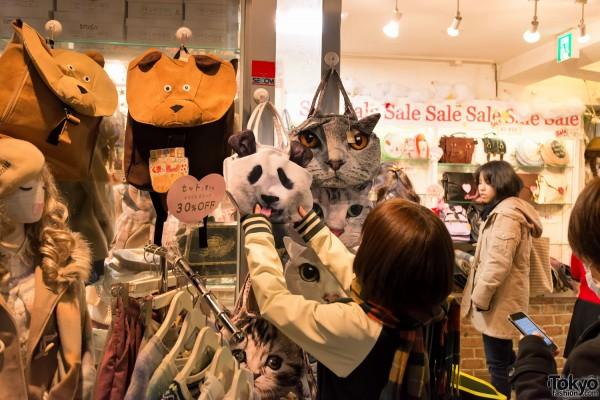 Harajuku Christmas Takeshita Dori (7)