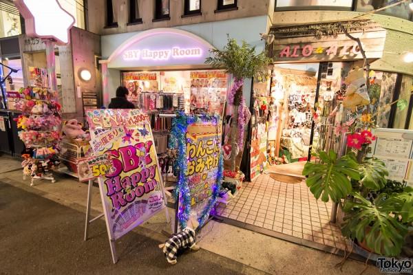 Harajuku Christmas Takeshita Dori (12)