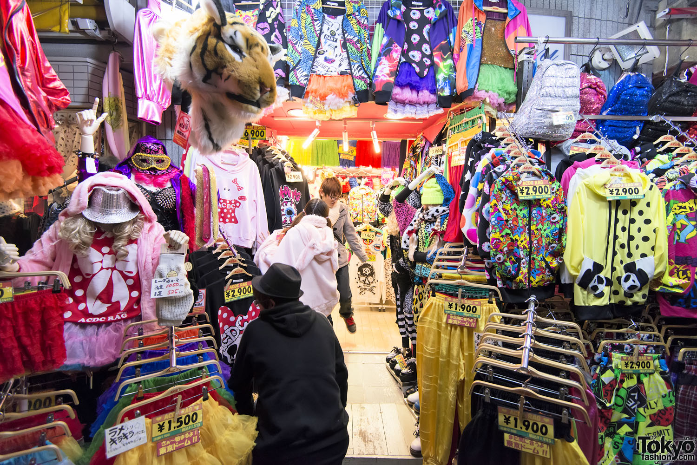 Harajuku Christmas Takeshita Dori 16 Tokyo Fashion News