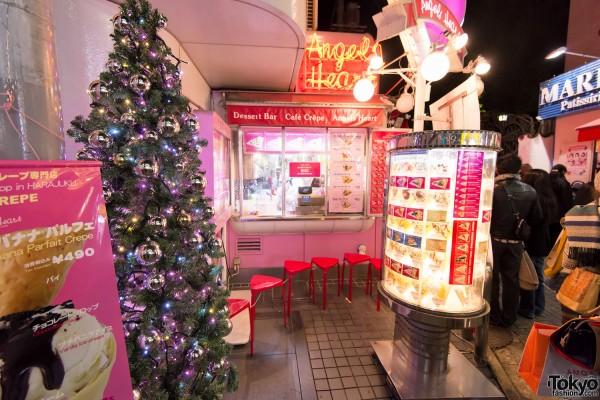 Harajuku Christmas Takeshita Dori (19)