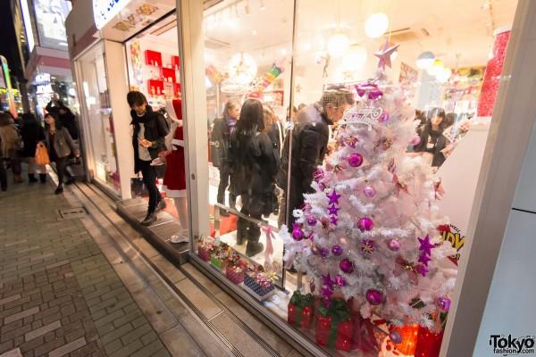 Harajuku Christmas Takeshita Dori (40)