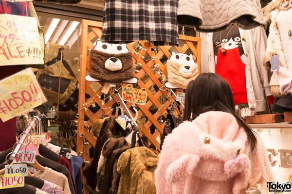 Harajuku Christmas Takeshita Dori (45)