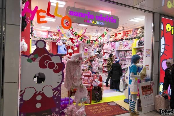 Harajuku Christmas Takeshita Dori (46)