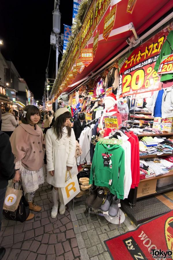 Harajuku Christmas Takeshita Dori (64)