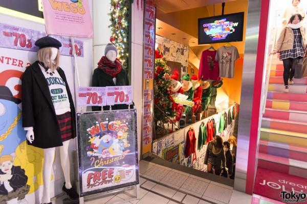 Harajuku Christmas Takeshita Dori (74)