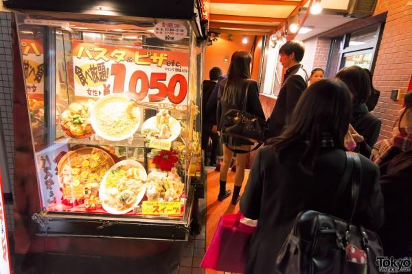 Harajuku Christmas Takeshita Dori (77)