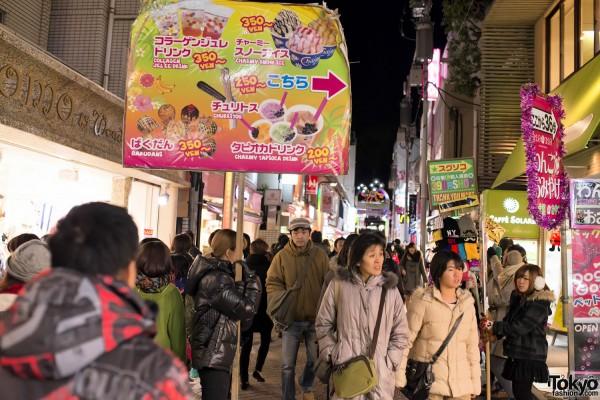 Harajuku Christmas Takeshita Dori (81)