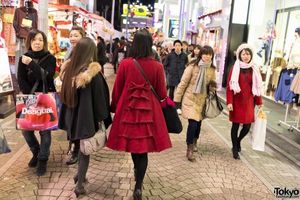 Harajuku Christmas Takeshita Dori (88)