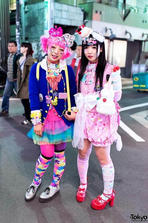 Decora Style in Harajuku