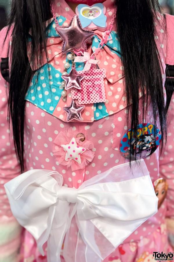 Harajuku Decora Girls W Tiaras Hello Kitty Care Bears