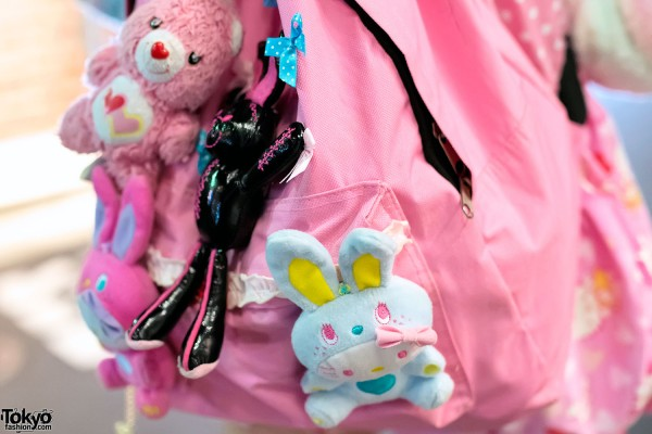 Cute Plush Japanese Toys & Care Bear