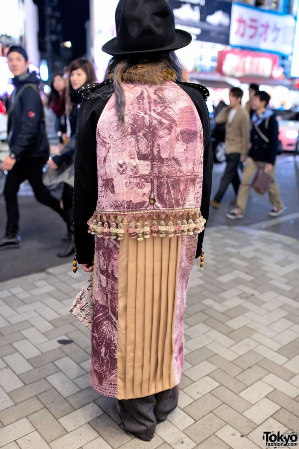 HEIHEI Coat in Harajuku