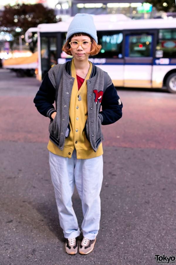 Resale Street Style in Tokyo