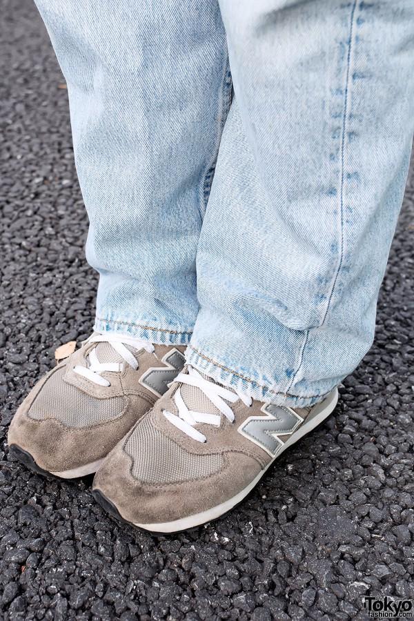 New Balance Sneakers from Pin Nap Harajuku