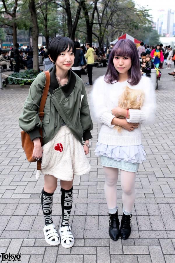 Comme des Garcons & Nozomi Ishiguro