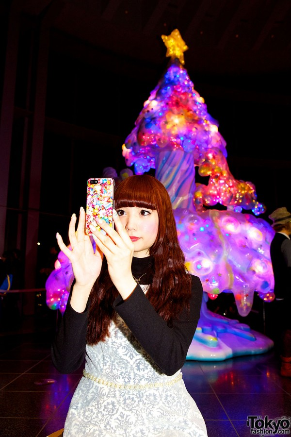 Melty Go-Round Christmas Tree in Tokyo (25)