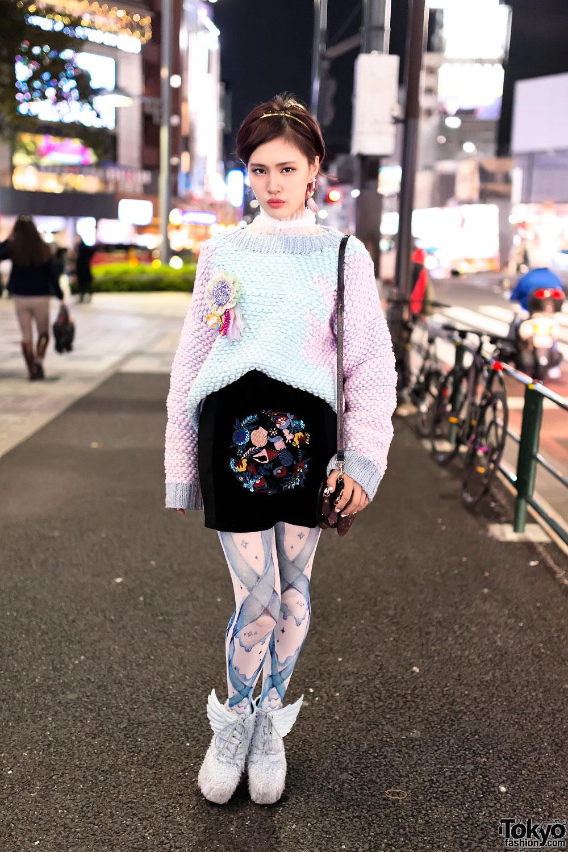 H&M x Minju Kim Sweater