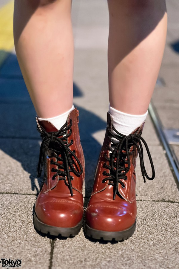 WEGO Boots, Tokyo
