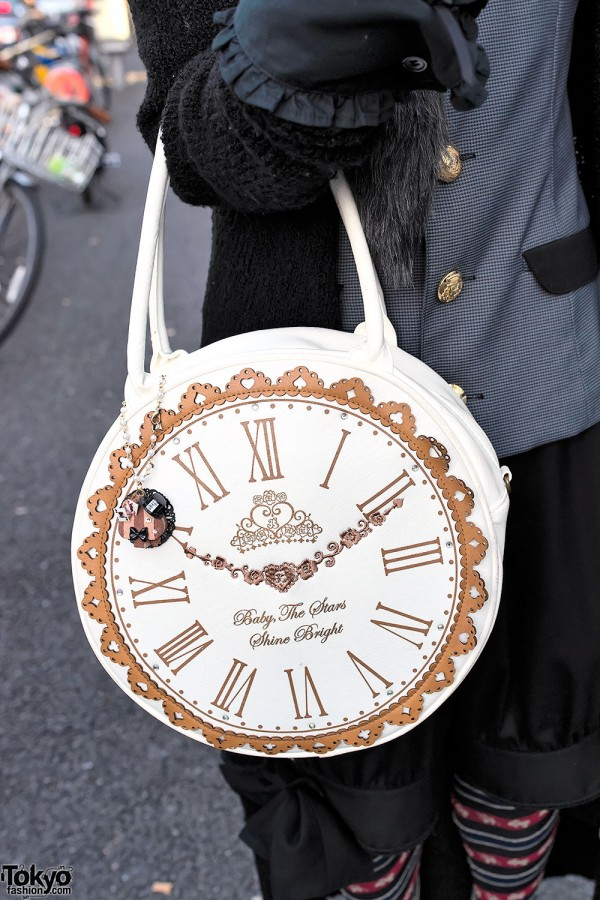 Baby The Stars Shine Bright Clock Bag
