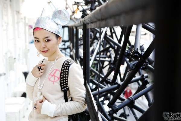 S.Kaoru Fashion in Harajuku (3)