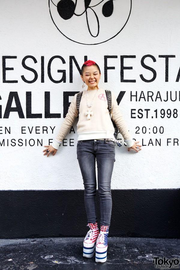 S.Kaoru Fashion in Harajuku (23)