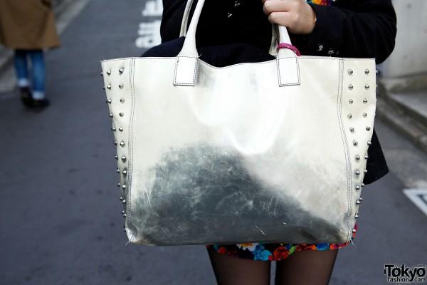 H&M Studded Bag
