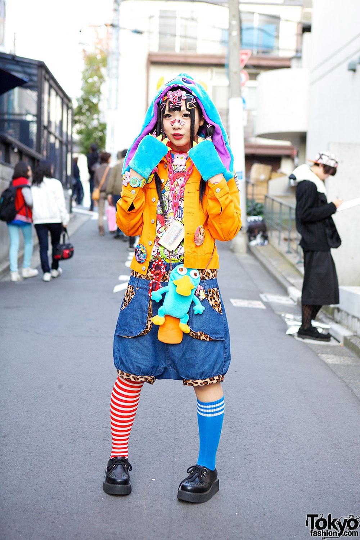 Harajuku Decora in Super Lovers