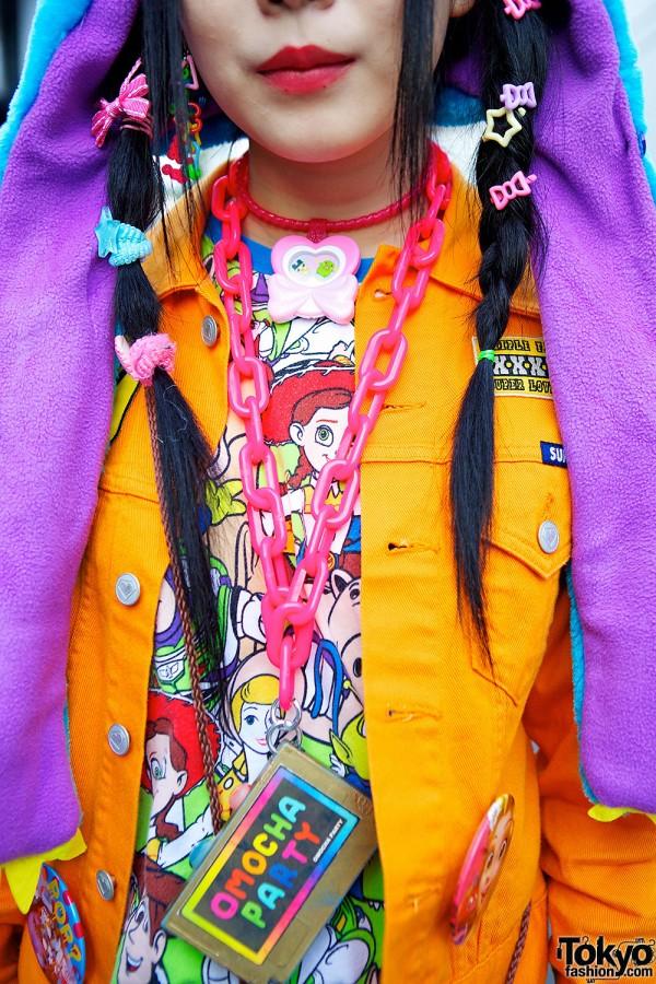Omocha Party Necklace