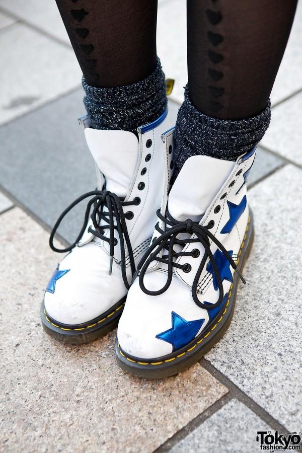 Dr. Martens Star Boots